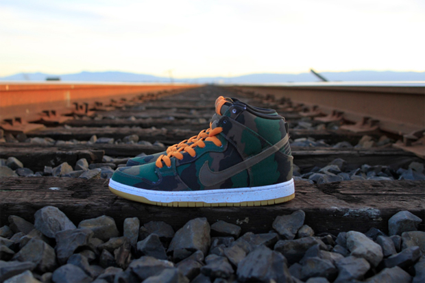 Image of 510 Skate Shop x Nike SB Dunk High