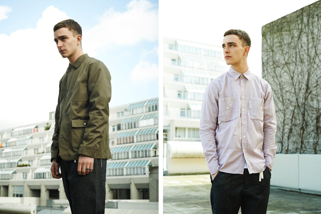 Image of 6876 x CASH CA 2014 Spring/Summer Lookbook