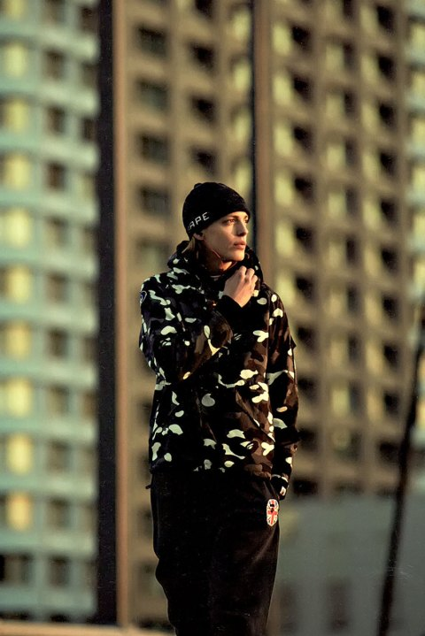 Image of A Bathing Ape 2014 Spring/Summer Editorial by GRIND