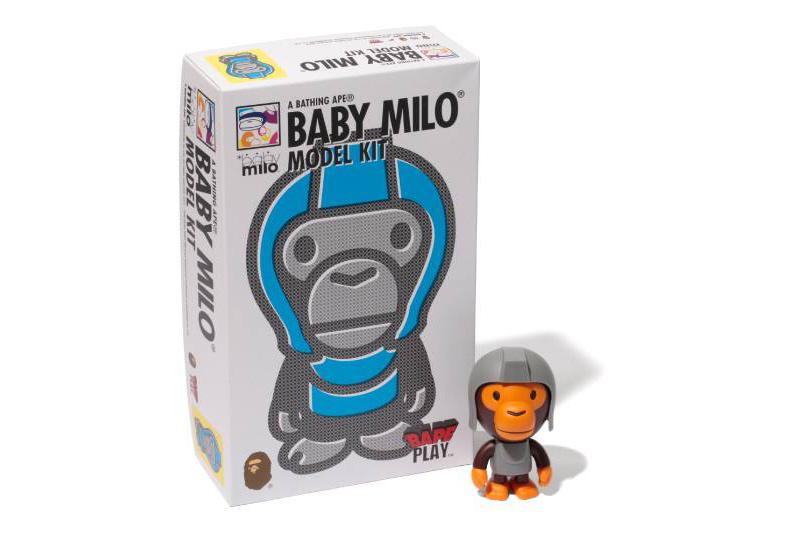 Image of A Bathing Ape BABY MILO® MODEL KIT