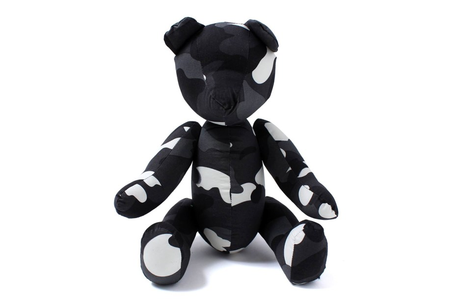 Image of A Bathing Ape CITY CAMO TEDDY BEAR