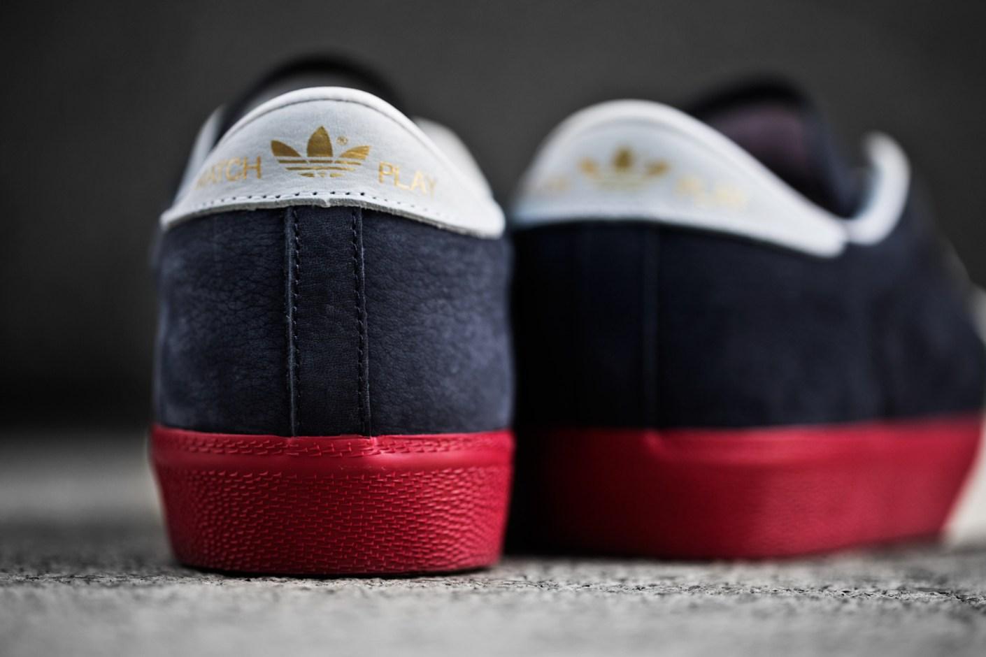 "Image of A Closer Look at the adidas Originals Blue Matchplay ""Remix Oddity"""