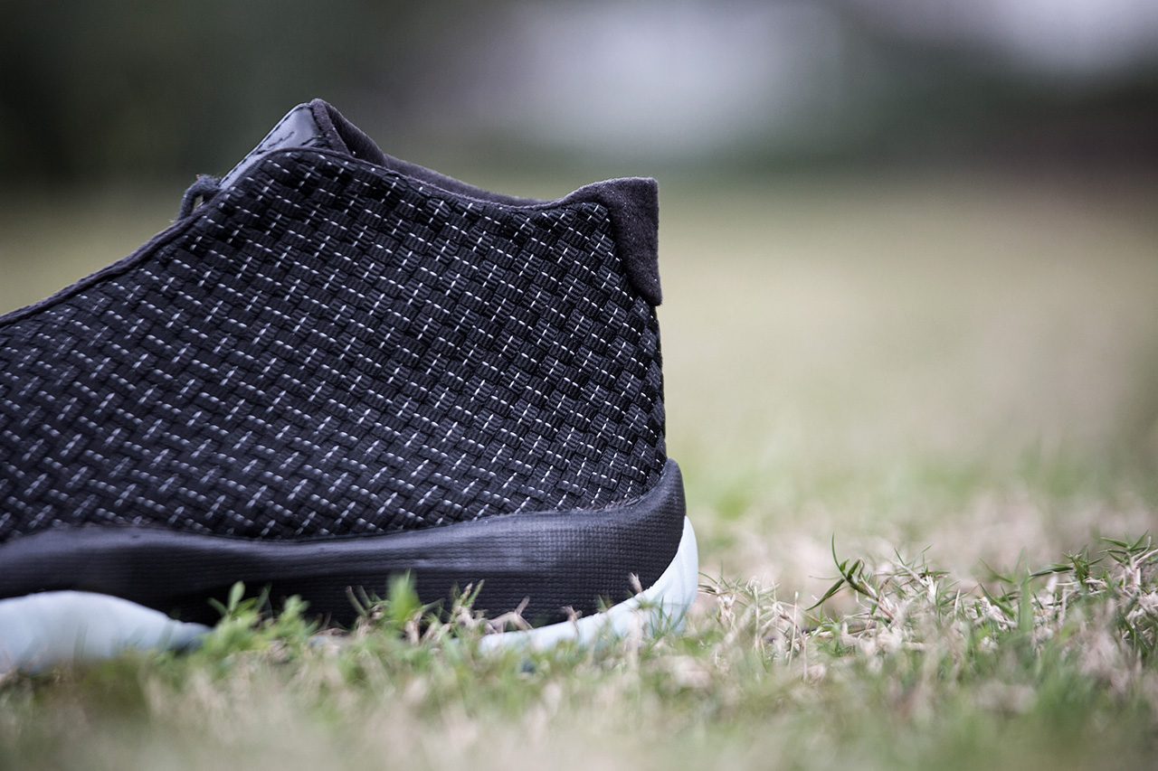Image of A Closer Look at the Air Jordan Future Black/White