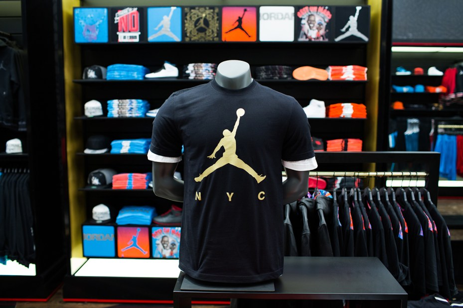 Image of A First Look At Flight 23 - The First Jordan-Only Retail Store in North America