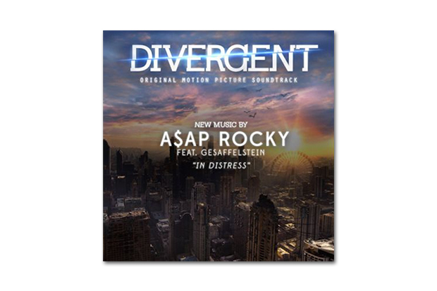 Image of A$AP Rocky featuring Gesaffelstein – In Distress