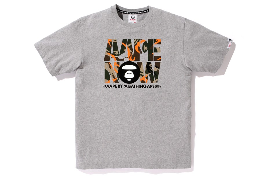 Image of AAPE by A Bathing Ape 2014 Spring/Summer Collection