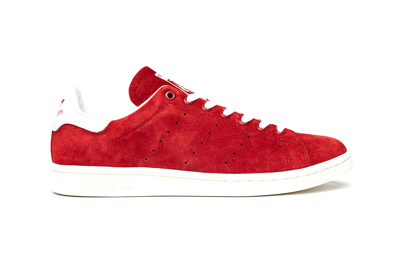 Image of adidas Originals 2014 Spring/Summer Stan Smith Suede Pack