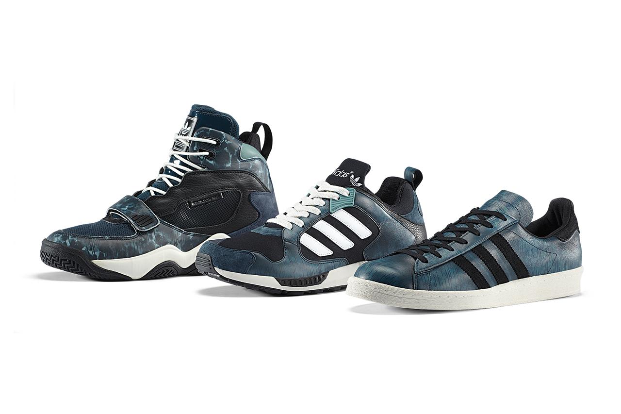 "Image of adidas Originals 2014 Spring/Summer ""Streetwear"" Pack"
