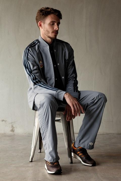 Image of adidas Originals by 84-Lab 2014 Spring/Summer Lookbook