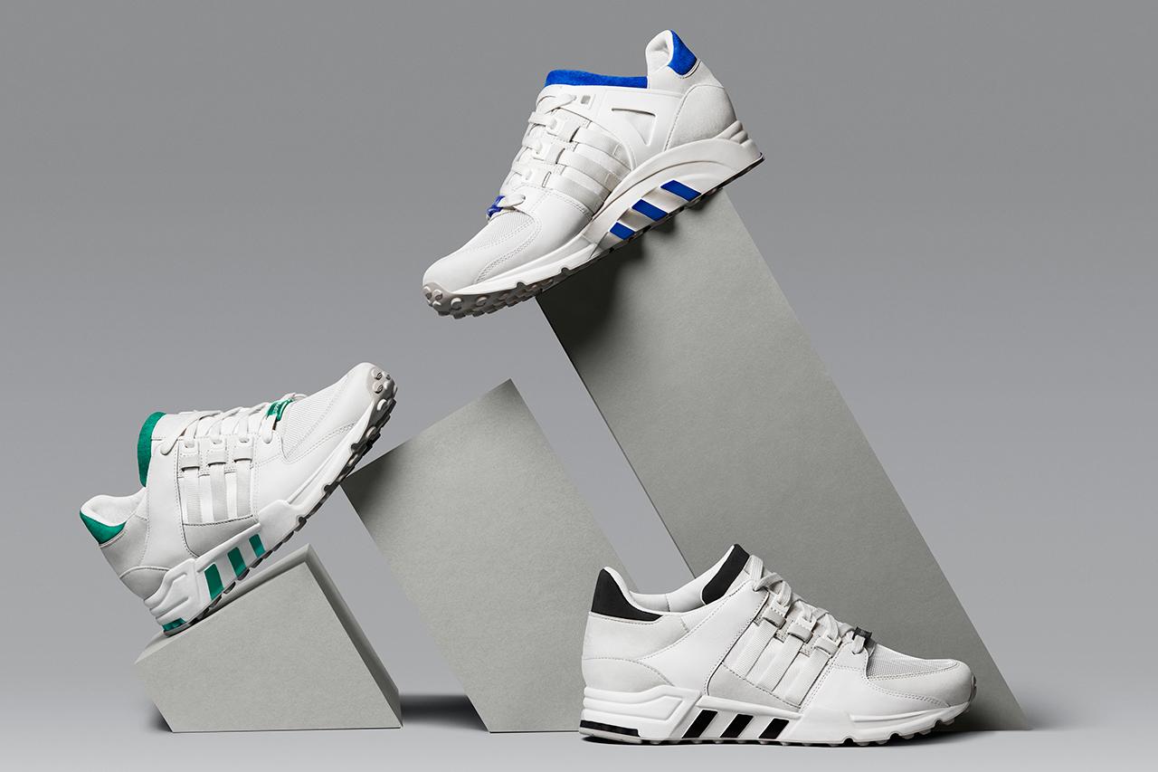 Image of adidas Originals 2014 Spring/Summer EQT White Pack