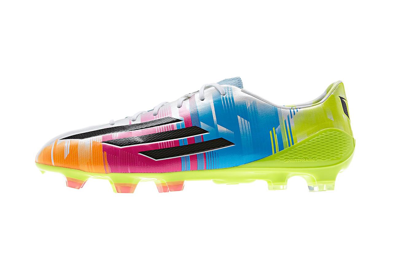 Image of adidas Unveils the F50 adizero TRX FG Messi