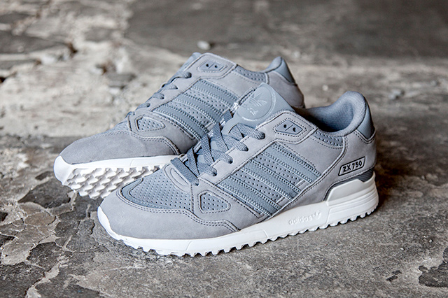 Image of adidas ZX 750 Monotone Pack