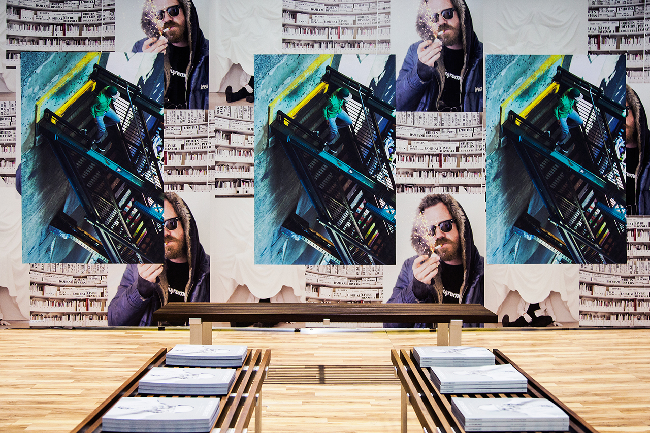 """Image of Agenda Las Vegas: The HYPEBEAST """"Third Space"""" Booth"""