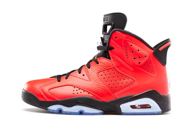 "Image of Air Jordan 6 Retro ""Infrared 23"""