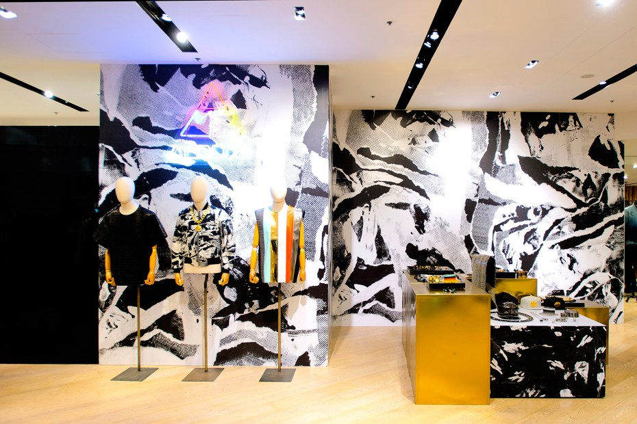 Image of AMBUSH Pop-Up Shop in JOYCE Hong Kong