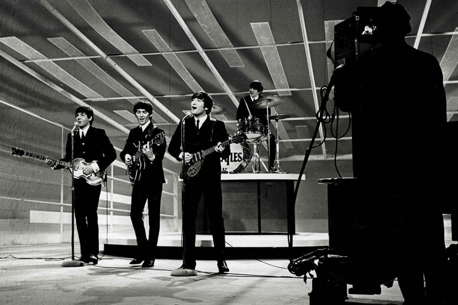 Image of Apple Launches The Beatles iTunes Channel