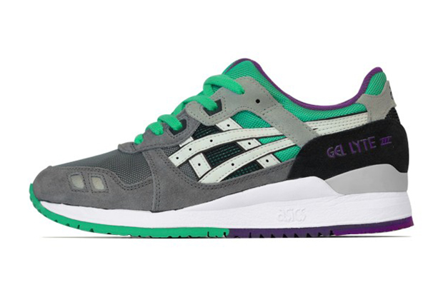 Image of ASICS Gel Lyte III Grey/White