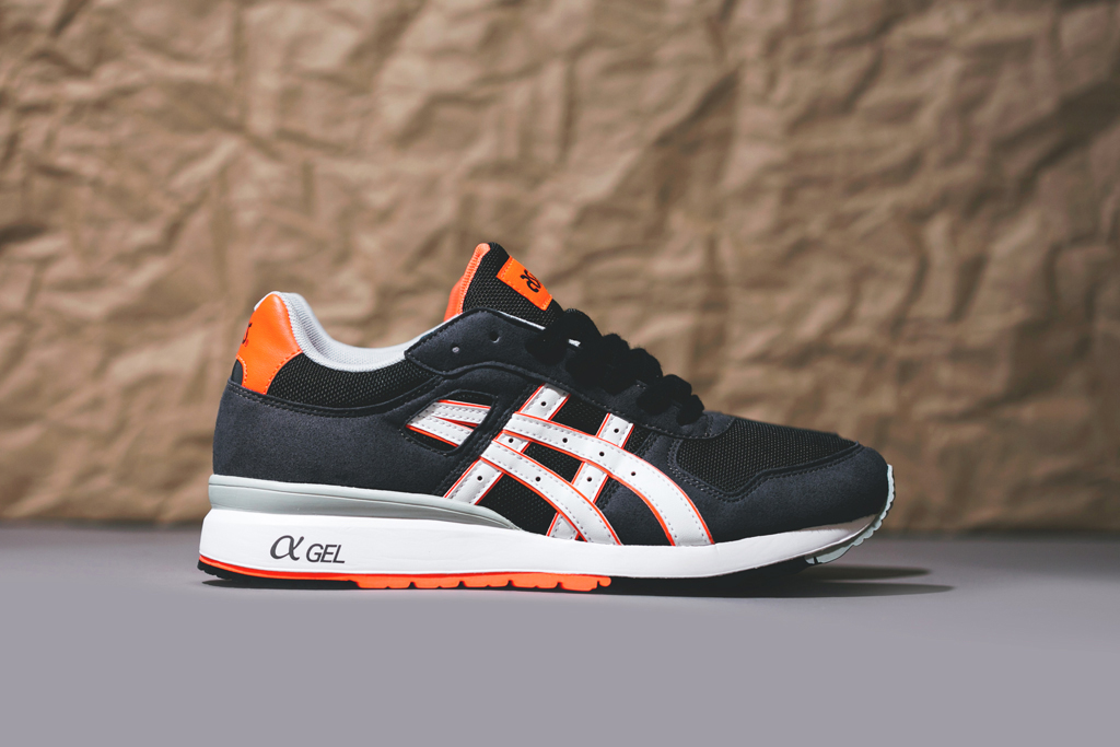 Image of ASICS GT-II Black/Bright Orange