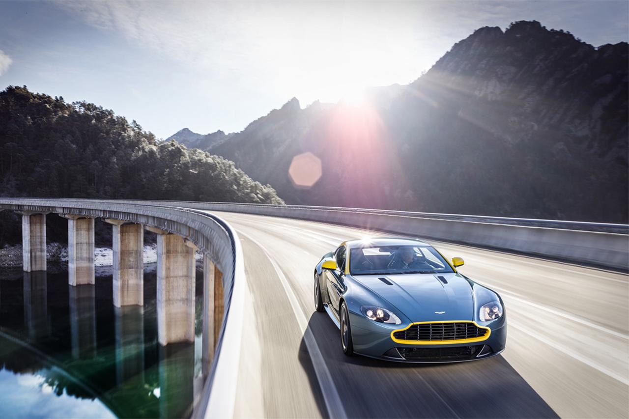 Image of Aston Martin V8 Vantage N430