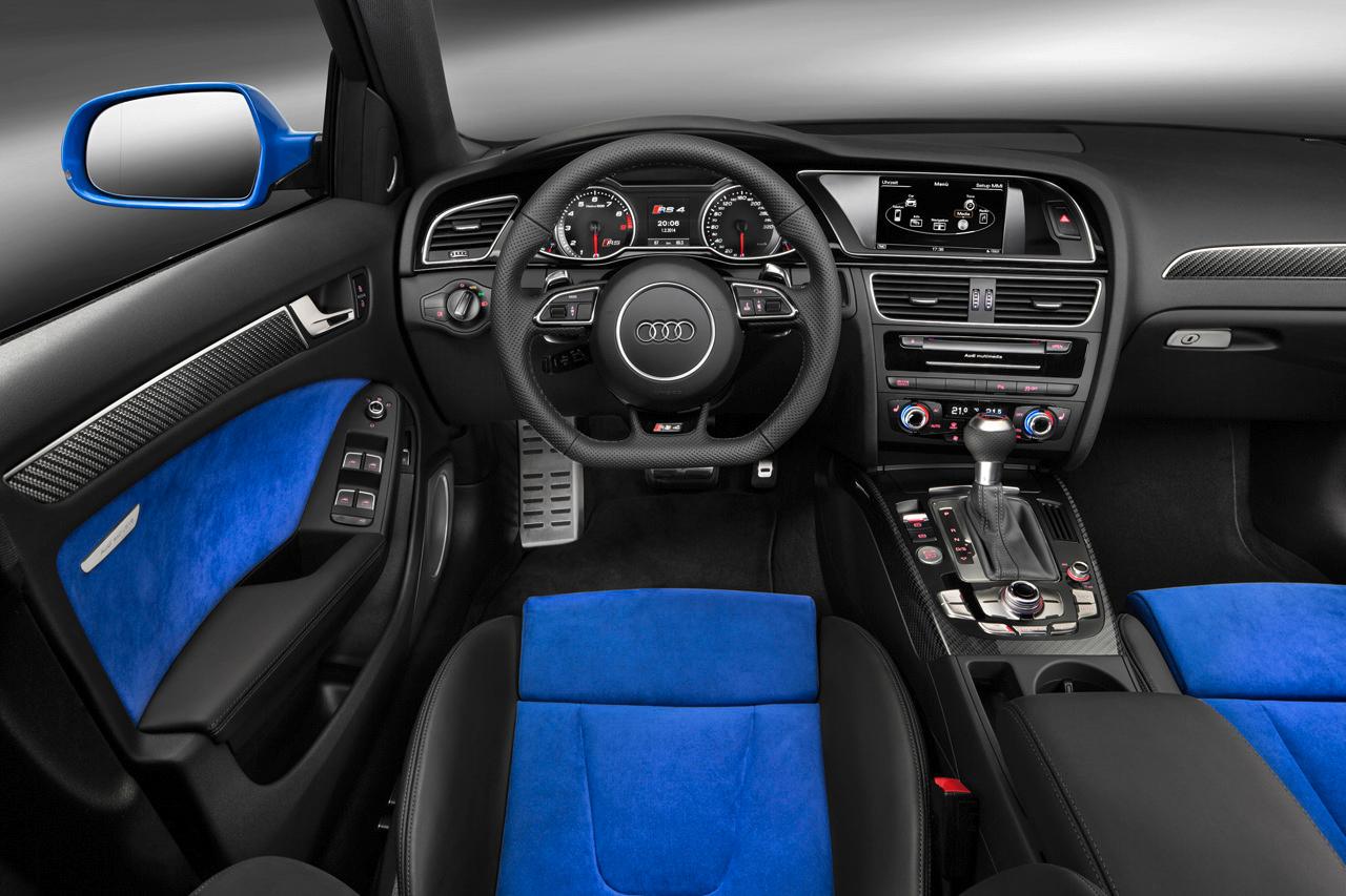 Image of Audi RS4 Avant Nogaro