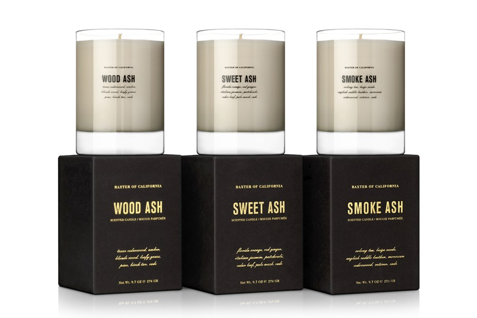 Image of Baxter of California Ash Candle Series