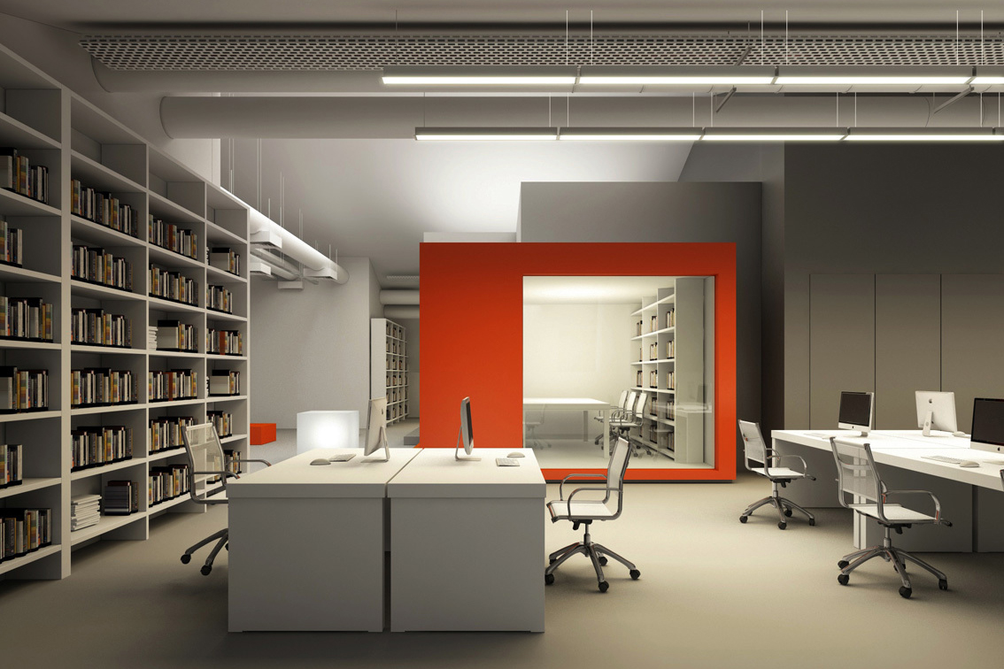 Image of BBDO Group Moscow Offices by Nefaresearch
