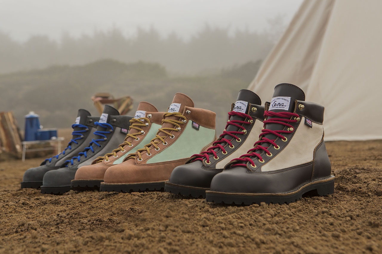 Image of Beckel x Danner 2014 Spring Light Boots