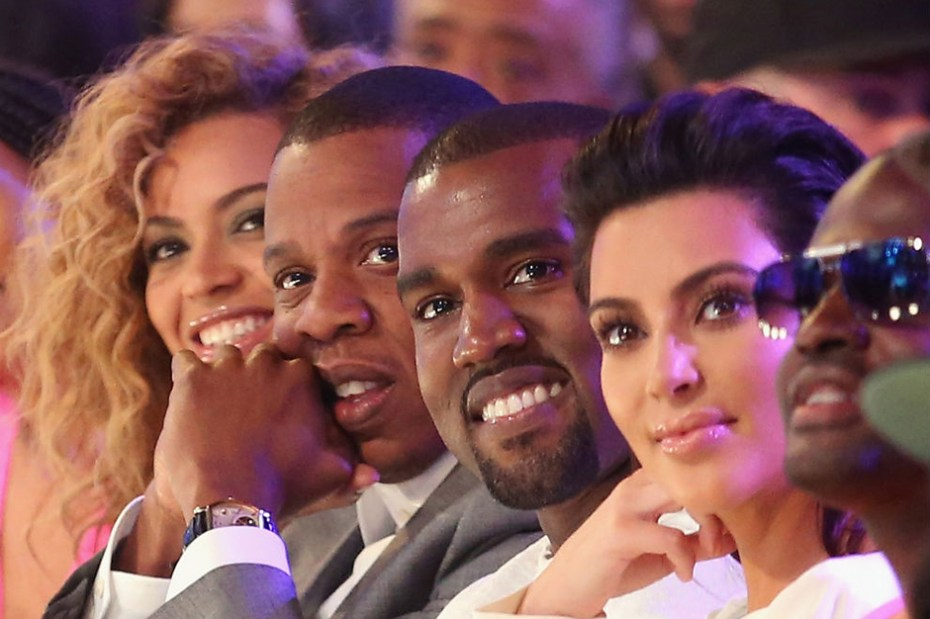 Image of Beyoncé featuring Jay Z & Kanye West – Drunk In Love (Remix)
