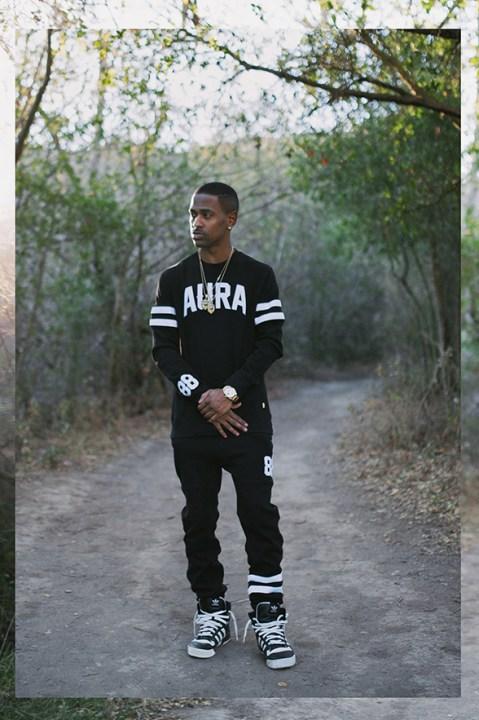 Image of Big Sean Unveils Aura Gold 2014 Spring Lookbook