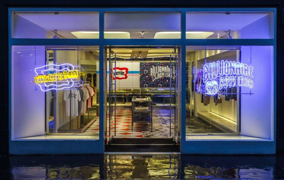 Image of Billionaire Boys Club London Satellite Store Launch