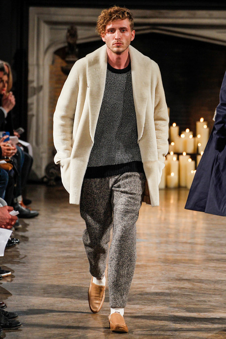 Image of Billy Reid 2014 Fall/Winter Collection