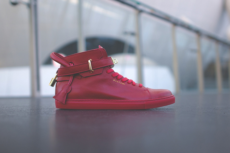 Image of Buscemi 2014 Spring 100mm Collection
