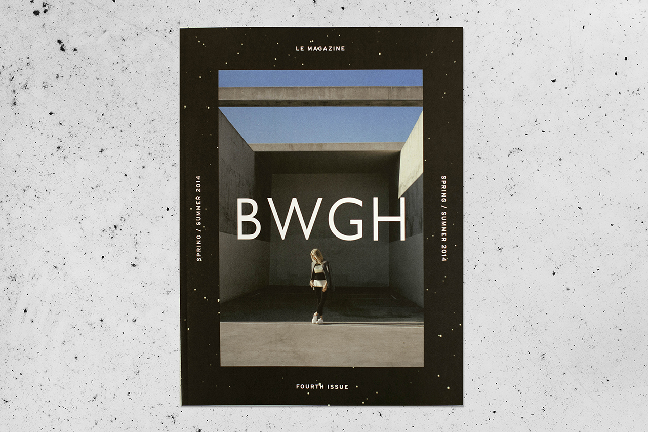 Image of BWGH Magazine 2014 Spring/Summer Issue