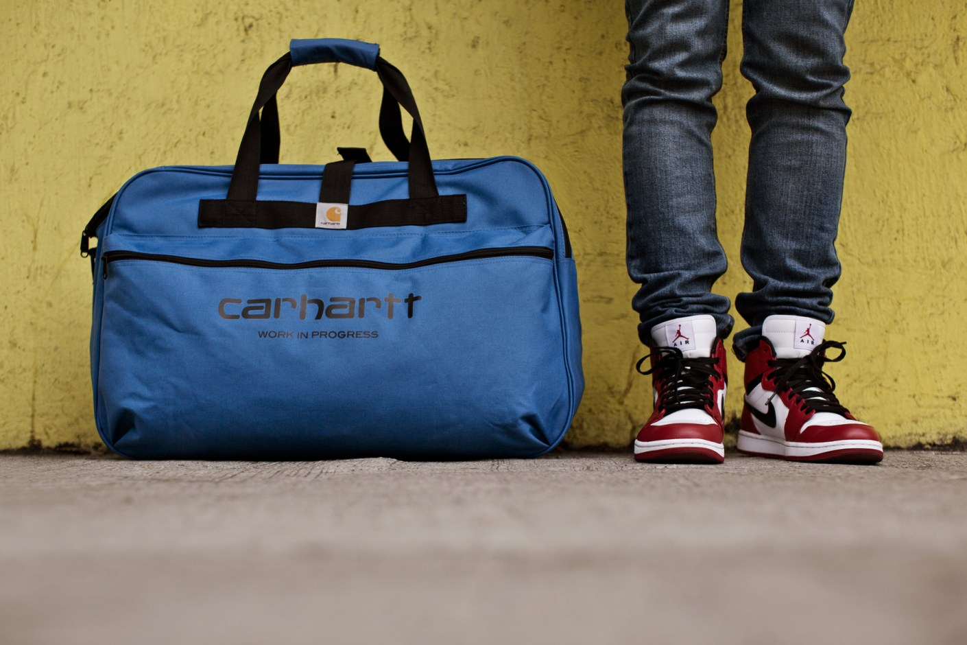Image of Carhartt WIP 2014 Spring/Summer Duffle Bags