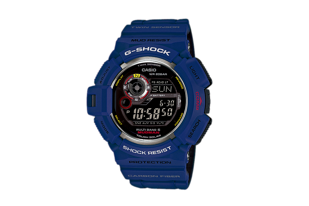 "Image of Casio G-Shock 2014 ""Men In Navy"" Collection"