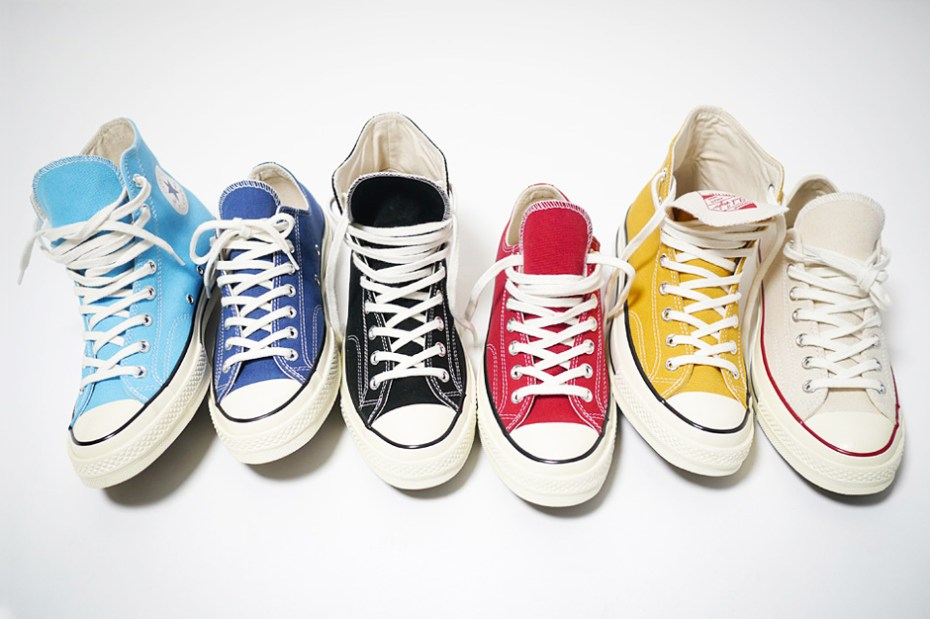 Image of Converse 2014 Spring Chuck Taylor All Star 1970s Collection