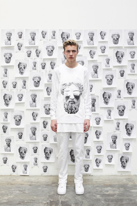 Image of Daniel Arsham x Stampd 2014 Capsule Collection