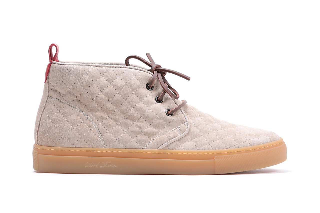 Image of Del Toro 2014 Spring Quilted Alto Chukkas