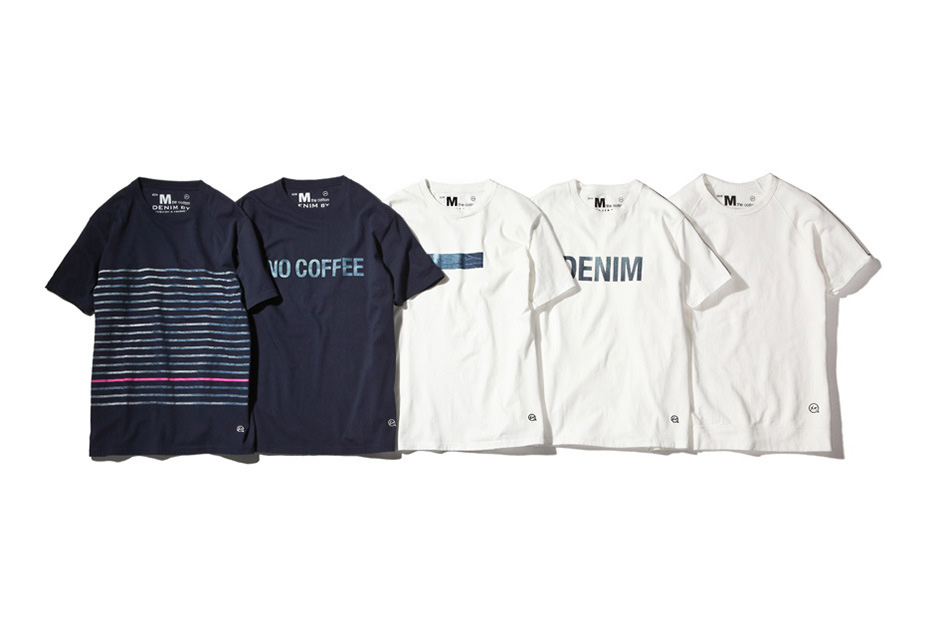Image of DENIM BY VANQUISH & FRAGMENT 2014 Spring/Summer Collection