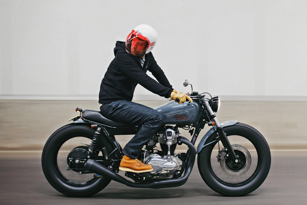 Image of Deus Ex Machina x Reigning Champ 2014 Spring/Summer Lookbook