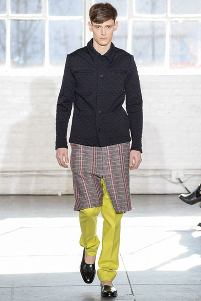 Image of Duckie Brown 2014 Fall/Winter Collection