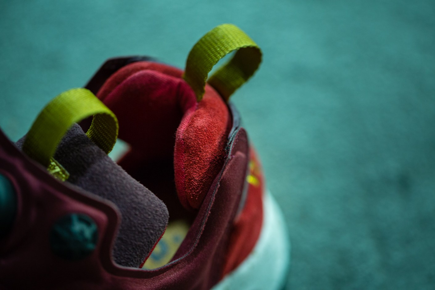 """Image of A Closer Look at the End x Reebok Instapump Fury 20th Anniversary """"Claret"""""""