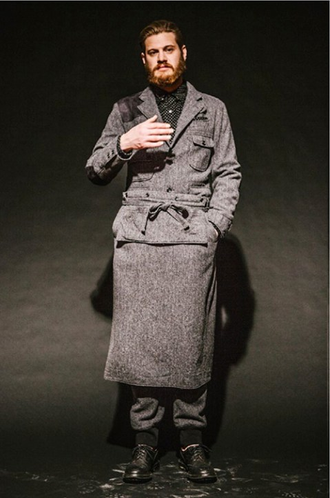 Image of Engineered Garments 2014 Fall/Winter Lookbook