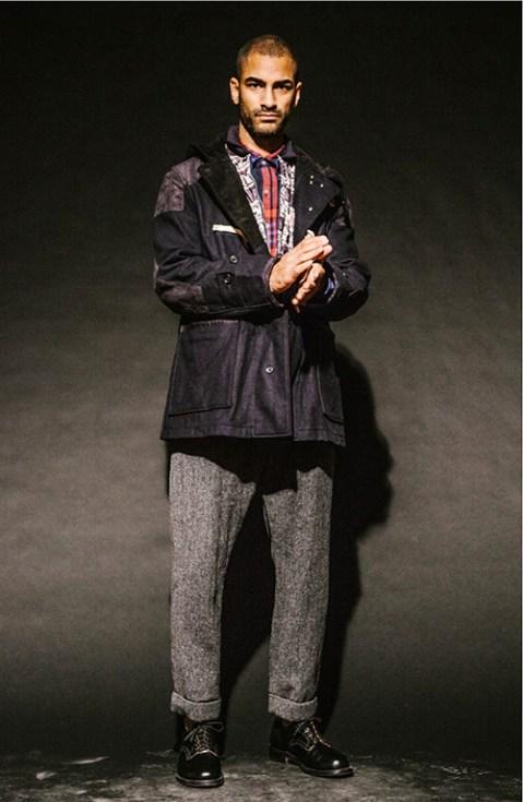 Image of Engineered Garments 2014 Fall/Winter Lookbook