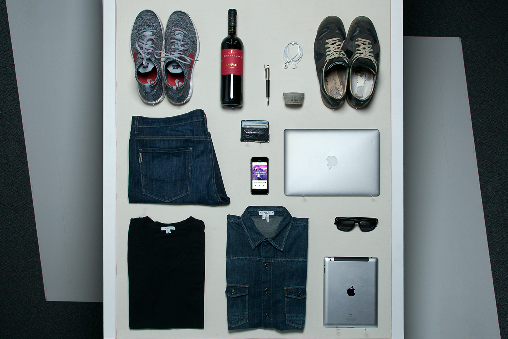 Image of Essentials: Jon Geller of Paige Denim
