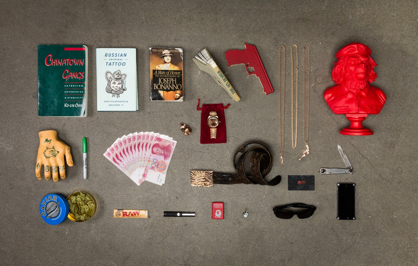 Image of Essentials: Ruslan Karablin of SSUR
