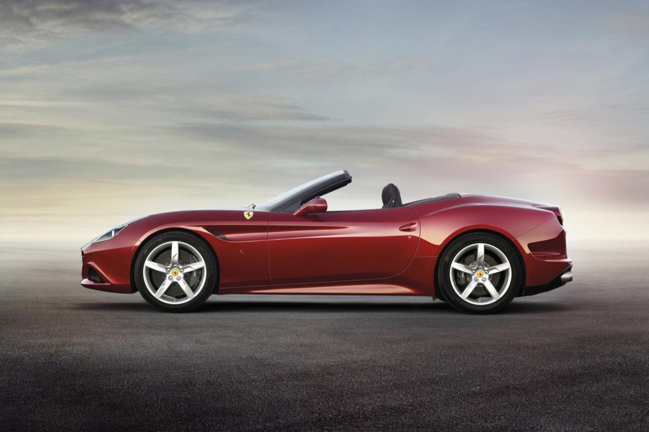 Image of Ferrari California T