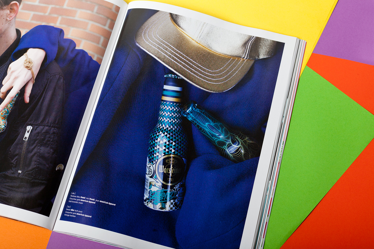 Image of Fricote Issue 14 Investigates Burger Porn, 3-D Food Printing and More