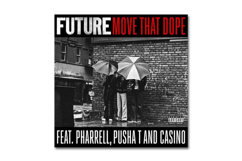 Image of Future featuring Pharrell, Pusha T & Casino - Move That Dope