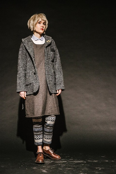 Image of FWK by Engineered Garments 2014 Fall/Winter Lookbook